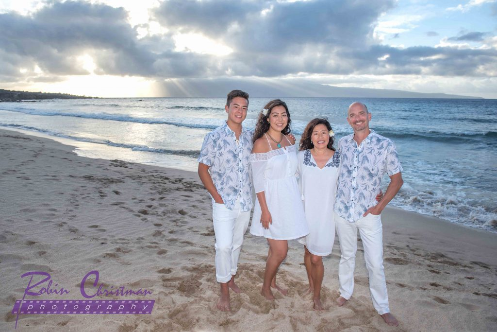 Maui-Multi-Location-Family-Photo-Session